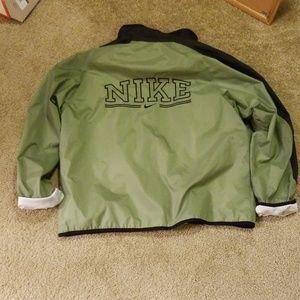 Vintage Nike windbreaker, pls read desc. for size